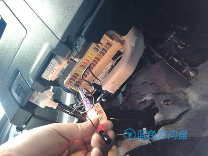 常电和ACC检测方法