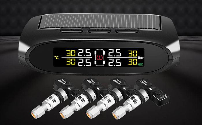 TPMS无线胎压监测系统
