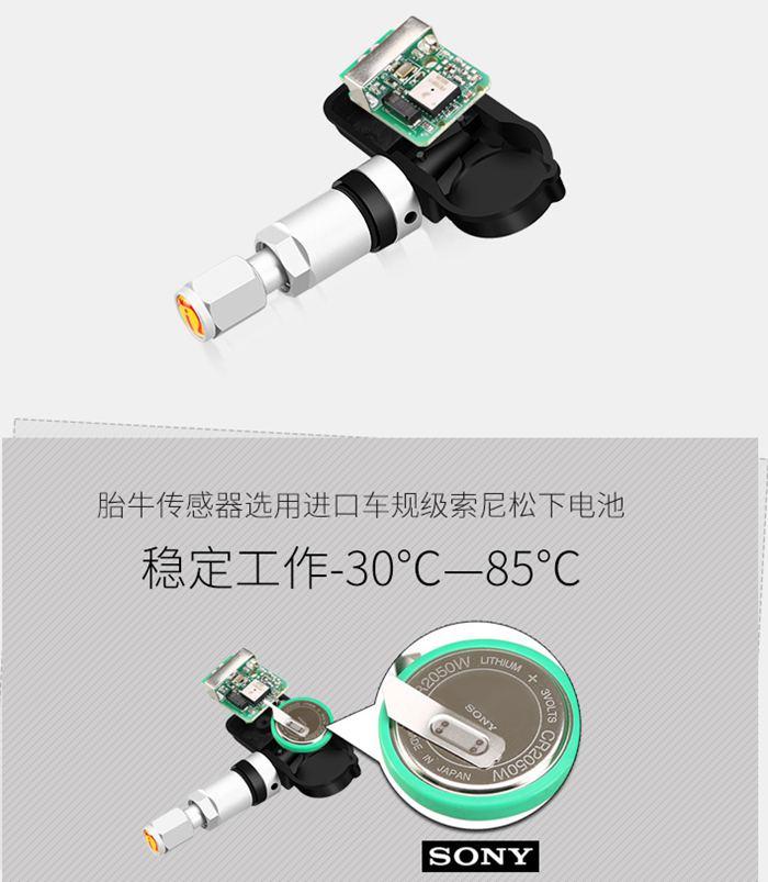 TPSM内置传感器