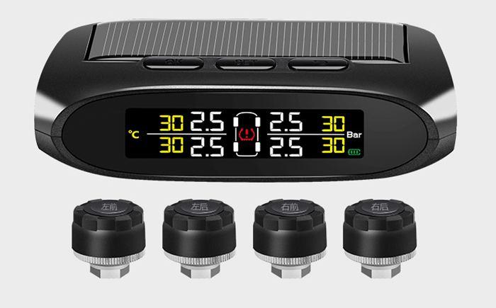 TPMS无线胎压系统(外置传感器)